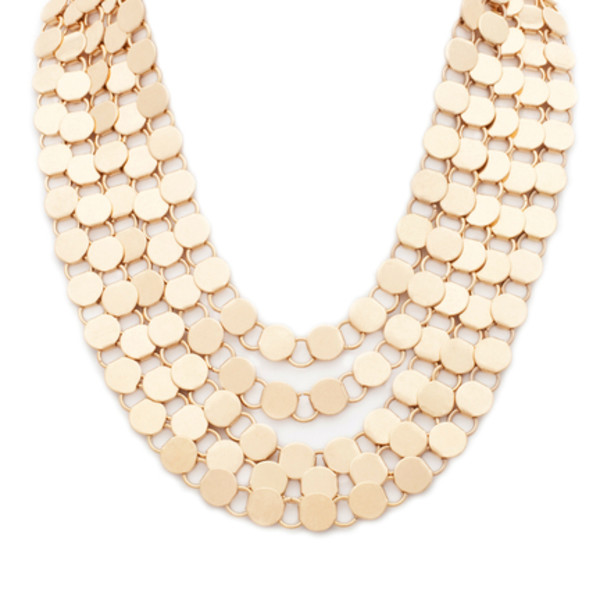 jewels gold necklace