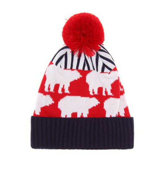 Perfect Moment beanie wool hat