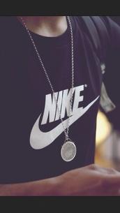 sweater,black,nike,nike sweater,white,sportswear