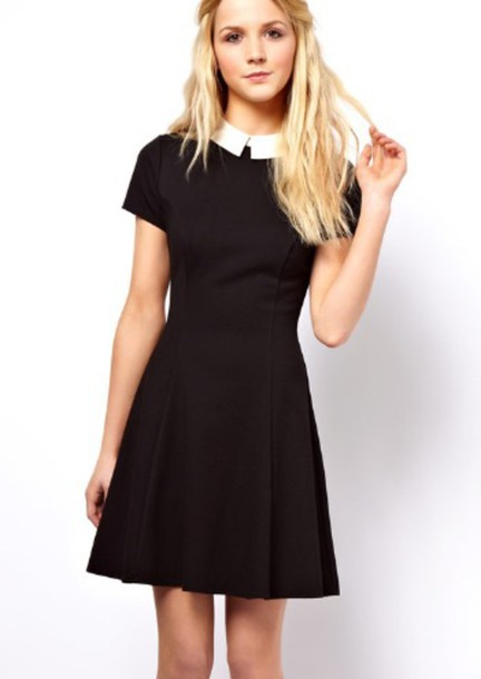 dress black dress goth dress