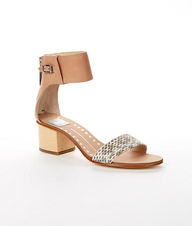 Dolce Vita Foxie Heels Sandals Shoes FOXIE at BareNecessities.com