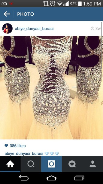 dress prom gown prom dress dress sparkle sparkly dress crystal crystal dress mesh