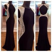 dress,long prom dress,2016 prom dress,luxury prom dress,beaded prom dress,elegant prom dress