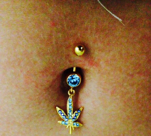 jewels piercing tummy fit skinny perfect