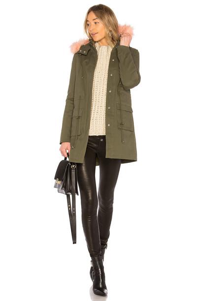 jacket fur faux fur