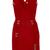 Pierced Asymmetric Fitted Wool Mini Dress by MUGLER | Moda Operandi