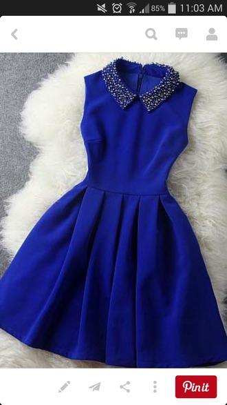 dress blue dress mini dress thight dress summer dress