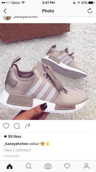 shoes adidas nude adidas nmd