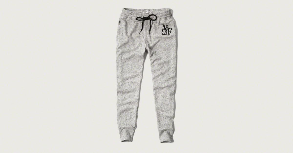 A&F Jogger Sweatpants