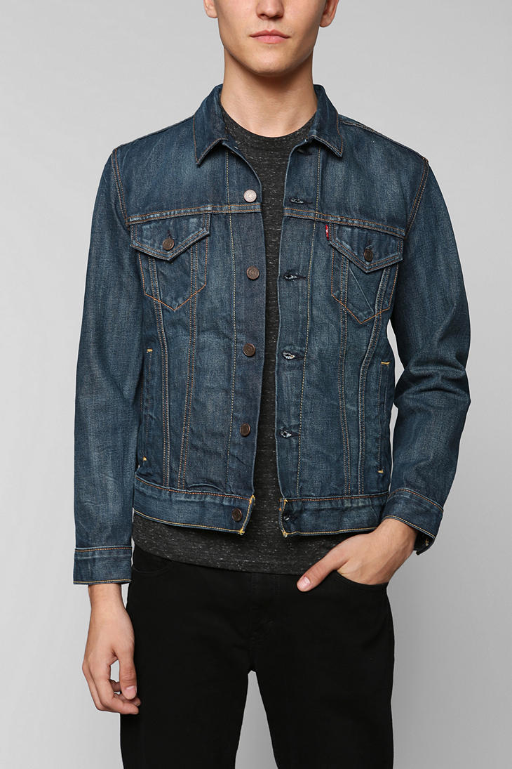 Levi's Charlie Denim Jacket - Urban Outfitters