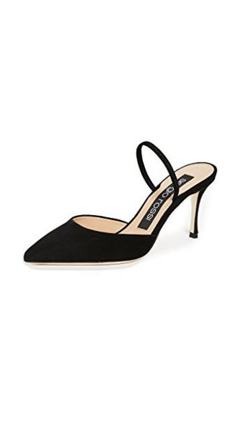 Sergio Rossi pumps black shoes