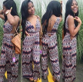 romper jumpsuit amourjayda black girls killin it pretty