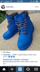 shoes,blue,timberlands,timberlands and gold chain,timberland boots shoes