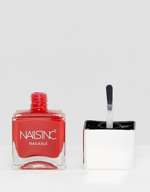 Nails Inc Nail Kale Nail Polish V A at asos.com