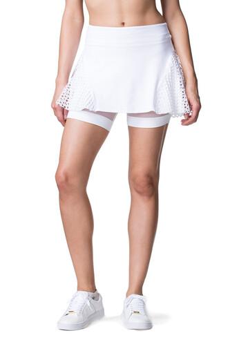 swimwear tennis skirt skirt women fashion hot michi white activewear