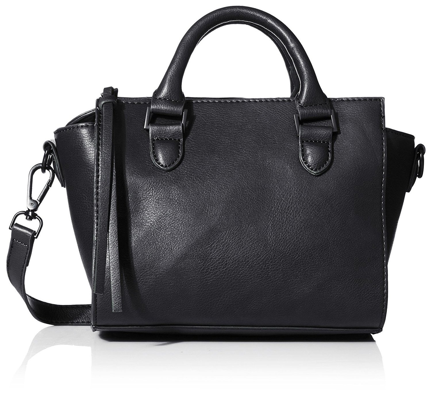 162e9fdebf4 Steven Madden Women's Willa Mini Bag, Black: Handbags: Amazon.com