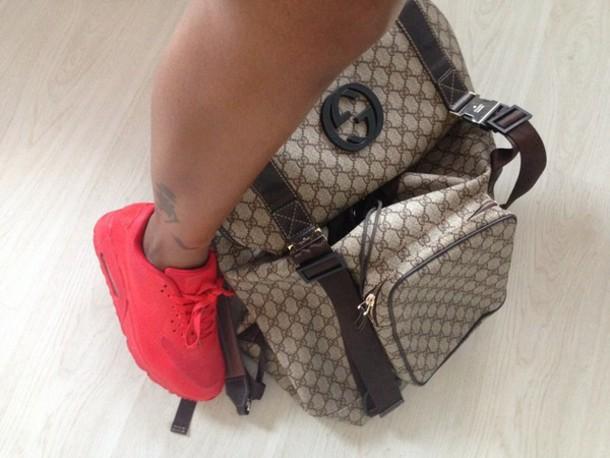 bag gucci n red airmax