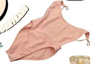 swimwear swimwear two piece swim wear bathing suit pastel swimwear vintage cute swimwear onepiece summer one piece bathing suit