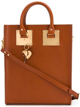 mini brown bag
