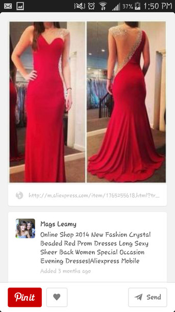 prom dress, red dress, dress, earphones -
