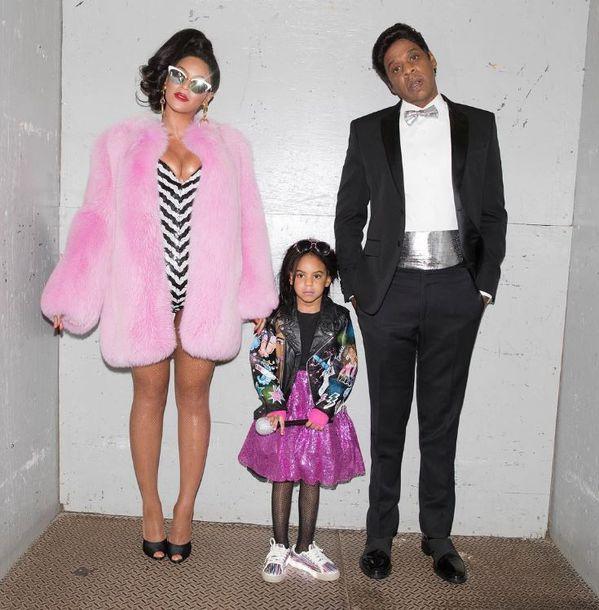 7e2b3eab dress fur faux fur beyonce Jay Z instagram blue ivy sandals menswear mens  suit halloween halloween