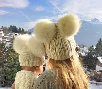 hat white grey hoodie kendall and kylie jenner snow gold cozy