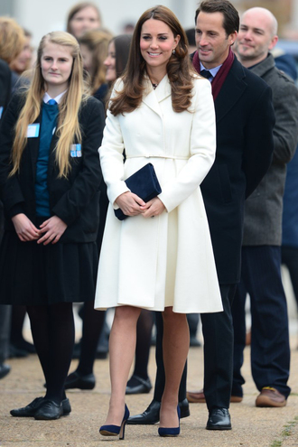 coat pumps kate middleton
