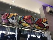 bag,suitcase,multicolor,mini suitcase