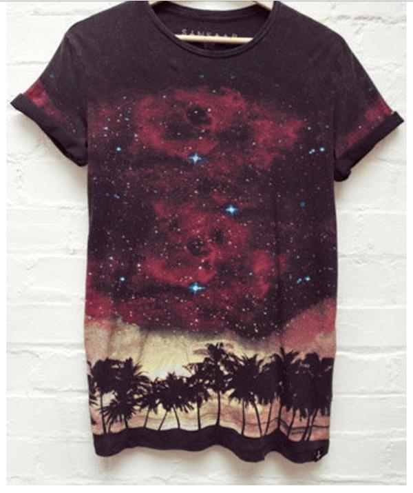 shirt t-shirt fade