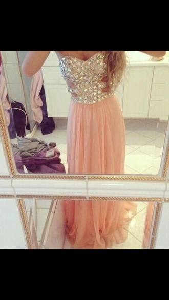 dress pink dress twitter prom page