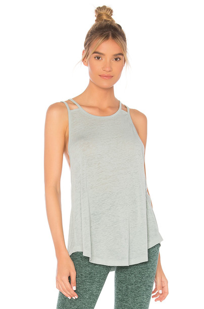 Beyond Yoga cross back top