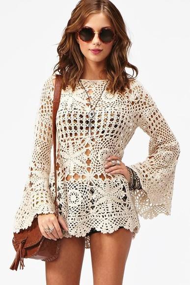 top crochet crochet top