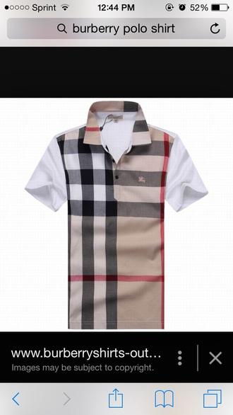 shirt burberry mensclothing