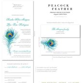 home accessory,peacock wedding invitations,sophisticated weddings