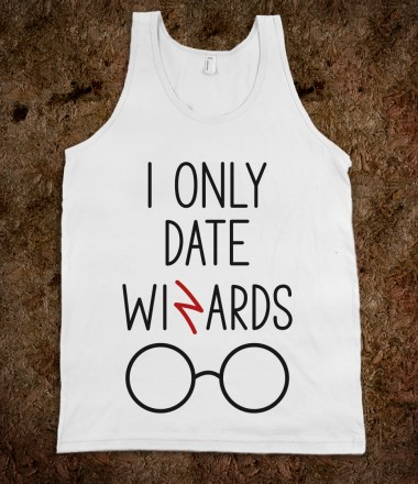I Only Date Wizards - Geektastik - Skreened T-shirts, Organic Shirts, Hoodies, Kids Tees, Baby One-Pieces and Tote Bags Custom T-Shirts, Organic Shirts, Hoodies, Novelty Gifts, Kids Apparel, Baby One-Pieces | Skreened - Ethical Custom Apparel
