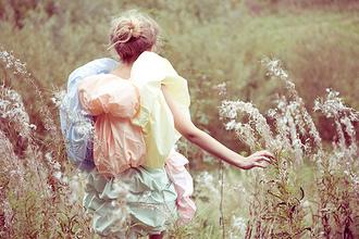 dress rainbow tumblr