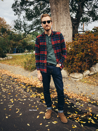 stay classic blogger mens straight jeans mens shirt mens flannel shirt