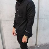 sweater,maniere de voir,distressed jumper,jumper,fashion,trendy,style,menswear,kanye west,streetstyle,casual
