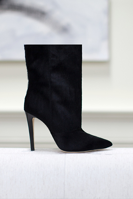 Midi Boot - Pony Hair | Emerson Fry