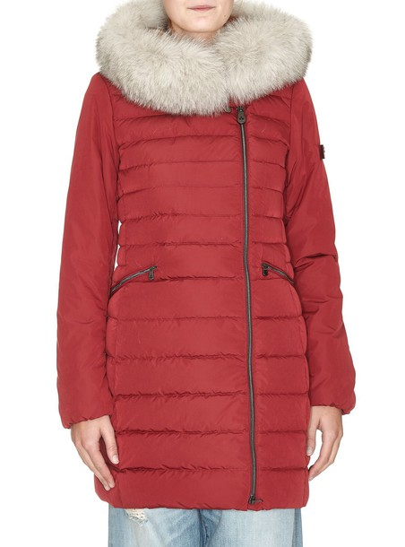 Peuterey jacket down jacket red
