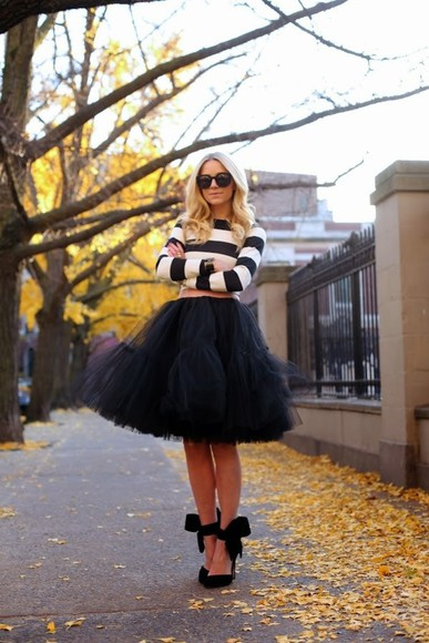 ballet skirt black tulle skirt asos