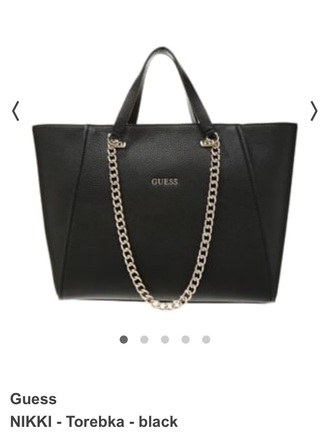 bag guess nikki guess tote bag handbag