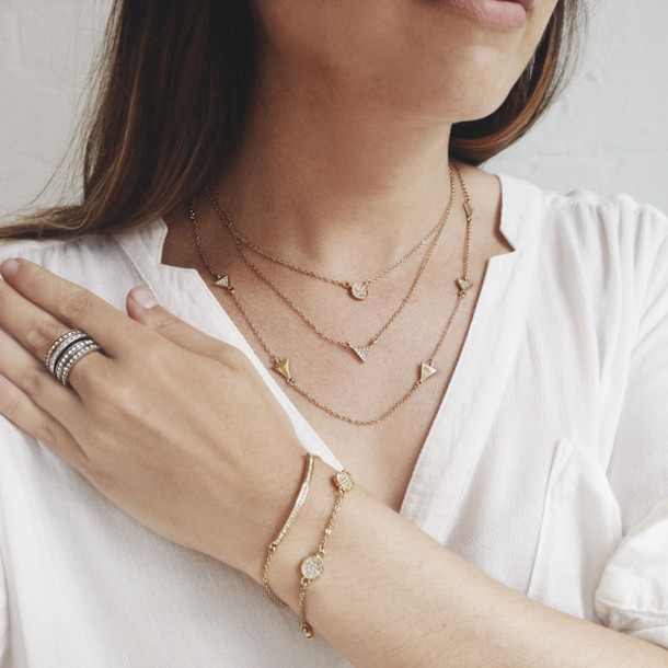 jewelers stackable wearing necklaces multiple necklace how fashion stacking layer to tips layering wixon