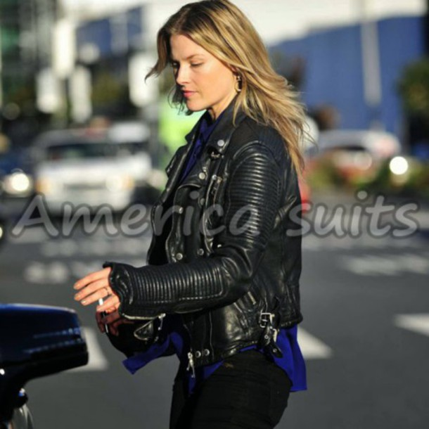 Jacket Fall Dress Womens Accessories Leather Jacket