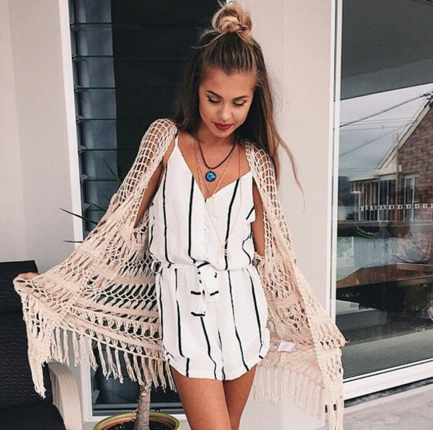 2019 clearance sale get cheap value for money Get the romper for $38 at dreamcloset-couture.com - Wheretoget