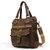 Leather tote bag- BELTRAMI, Italian Leather Vertical Tote Bag handmade in Italy