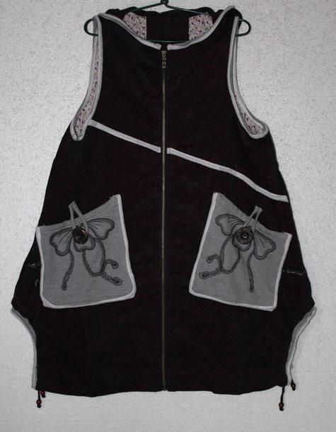 coat coat vest