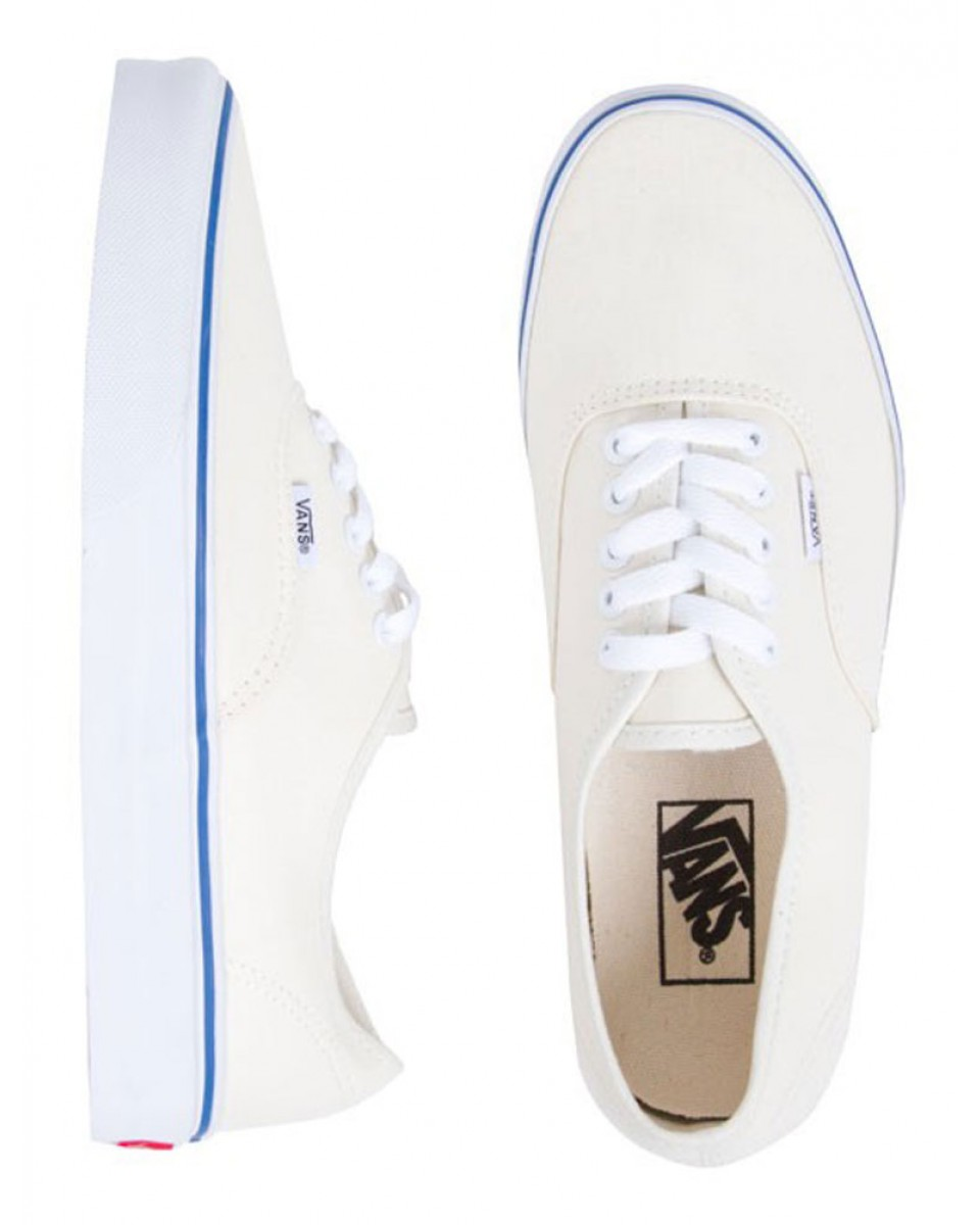 Vans authentic canvas shoe