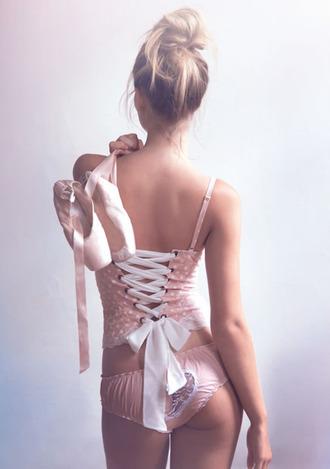 underwear lingerie pink underwear