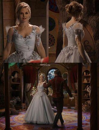 emma swan blue prom dress princess dress once upon a time show fantasy dress halloween costume halloween